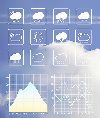 Weather forecast presentation report